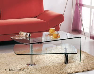 Lennox Coffee Table with Swival on Wheels – Model CT-129
