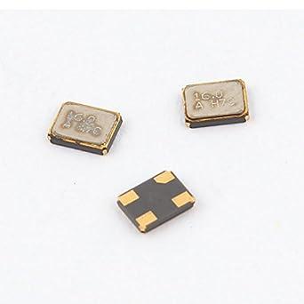 100 pieces Crystals 16MHz series