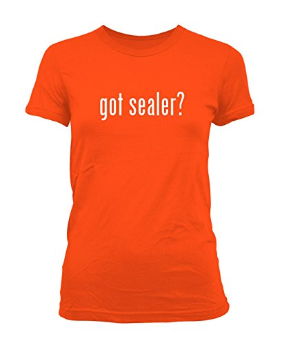 got-sealer-ladies-juniors-cut-t-shirt-orange-small