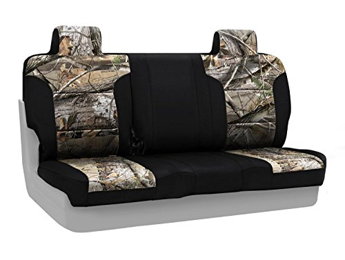 CoverKing Rear 60/40 Split Bench Custom Fit Seat Cover fo...