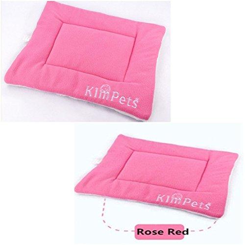 1pc-distinguished-popular-pet-mat-size-l-pad-rug-dog-blanket-mattress-color-pink