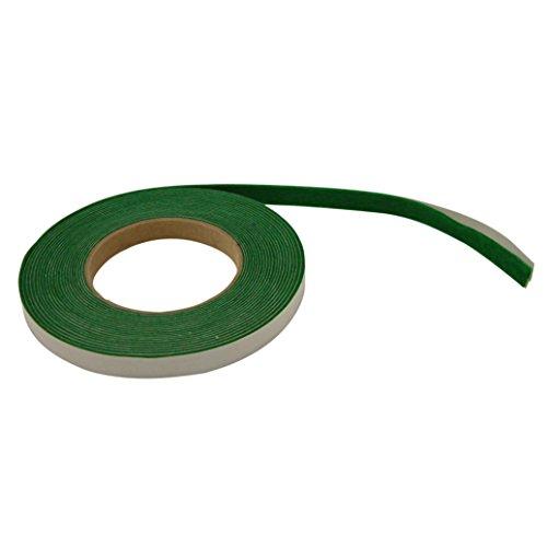 Emerald Green Acrylic Felt - J.V. Converting ACF-06/EMGRN05833 JVCC ACF-06 Acrylic Craft Felt Tape: 1/2