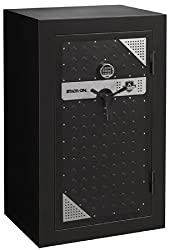 Stack-On TS-20-MB-E-S Fire Resistant Tactical Security Safe, 20 Gun Review
