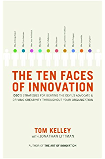 Amazon creative confidence unleashing the creative potential the ten faces of innovation ideos strategies for beating the devils advocate and driving creativity fandeluxe Gallery