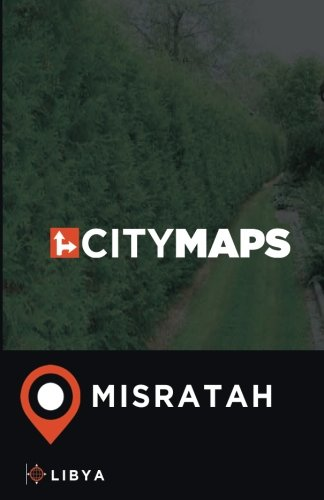 City Maps Misratah Libya
