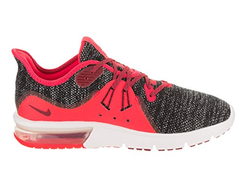 3 017 White Max Running WMNS de Sequent Air NIKE Compétition Orbit Black Multicolore Red Femme Chaussures Red Crush nWUIBT6