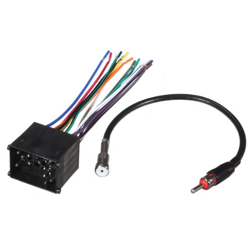 New Stereo Radio Player Wire Harness Adapter Plug for BMW Z3 318i 96-02 by Bcn