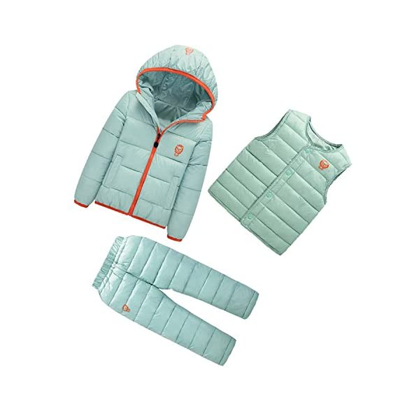 Baby Winter Clothes – TOOGOOR 3 Pcs Lot Winter Baby Girls Boys Clothes Sets Ch