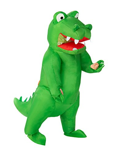 Rubie's Inflatable Alligator Adult Costume -