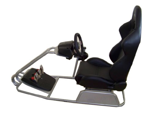 41zQwczDoQL - GTR-Simulator-GTS-Model-with-Adjustable-Racing-Seat-Driving-Racing-Simulator-Cockpit-with-Gear-Shifter-Mount