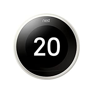Nest Learning Thermostat, 3e génération, blanc