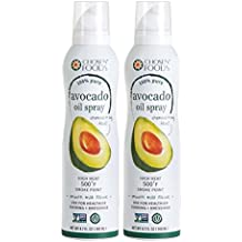 CHOSEN FOODS OIL AVOCADO SPRAY, 140 ML (Pack of 2)