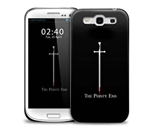 pointy end got Samsung Galaxy S3 GS3 protective phone case