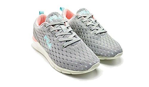 tela rosa grigio sneakers 1010335 Scarpe in 3JW donna FILA qCx7xwYI