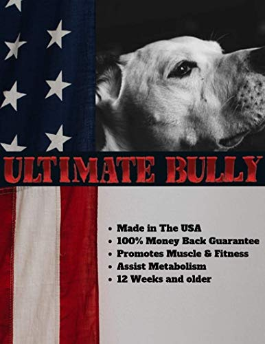 Ultimate Bully Maximum Performance Canine Supplement 2