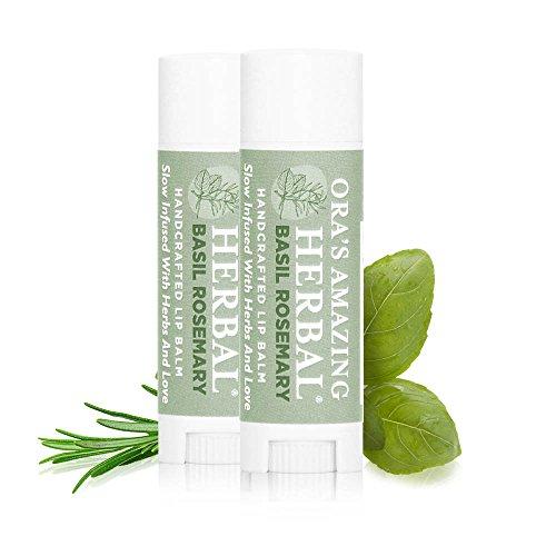 Aromatherapy Lip Balm