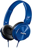 Fone de Ouvido Estilo DJ com Graves Nitidos SHL3060BL/00 AZUL Philips