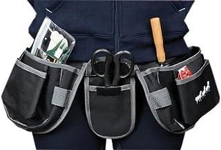 Sacoche pour outils de jardin animaux putzgürtel écurie pour cheval noir