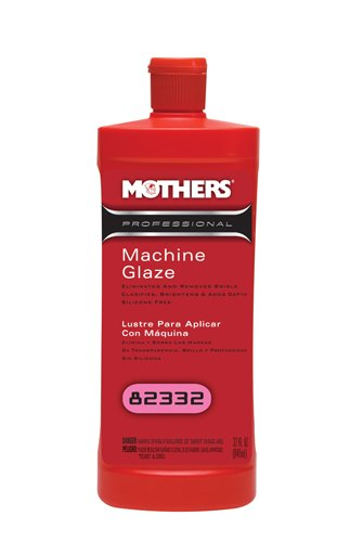 Mothers 82332-6 Professional Machine Glaze - 32 oz., (Pack of 6) by Mothers