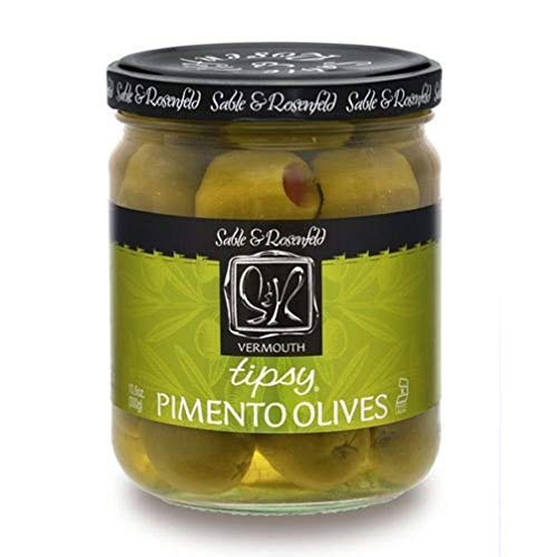 - Sable & Rosenfeld (NOT A CASE) Vermouth Tipsy Olives