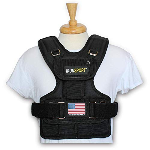 IRun Sport Women Weighted Vest, Multiple Weights Option Available, Training Vests