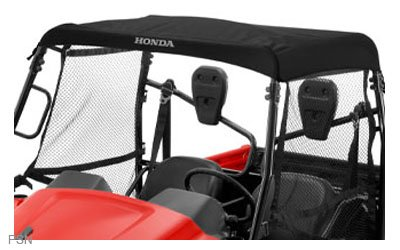 Honda 08R85-HL1-210A Black Fabric Roof by Honda
