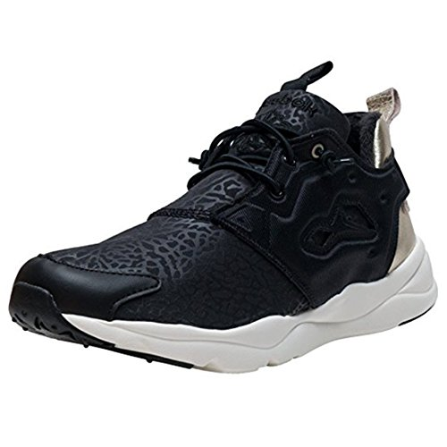 Reebok Furylite Winter Womens Fashion Sneakers Nero