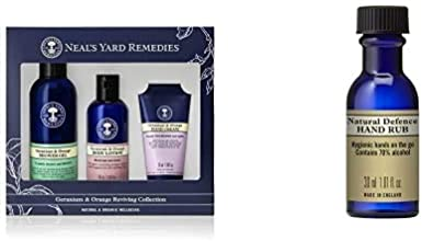 Neal's Yard Remedies Hand Cream Collection Year Round Gift