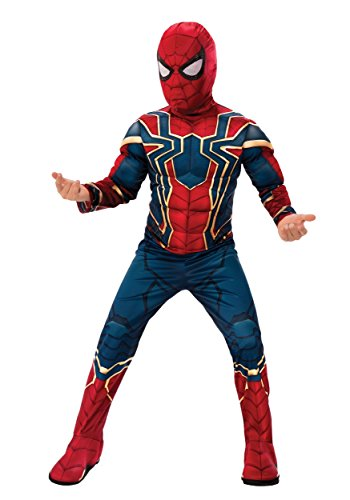 (Rubie's Marvel Avengers: Infinity War Deluxe Iron Spider Child's Costume, Medium)