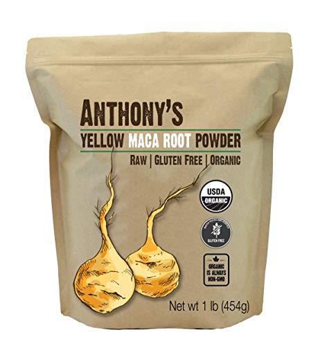 Anthony'S Organic Yellow Maca