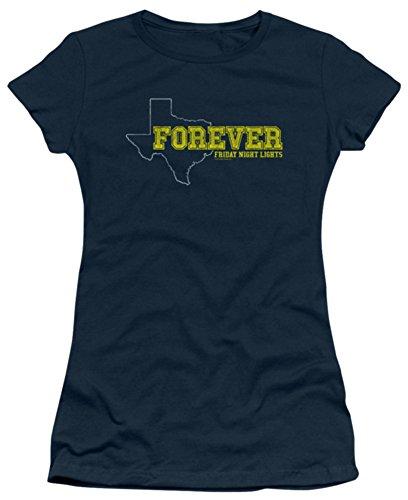Forever Juniors T-shirt (Juniors: Friday Night Lights - Texas Forever Juniors (Slim) T-Shirt Size)