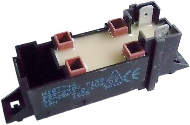 Transformador de Encendido Generador de Chispa para Cocina de Gas W10T-4A