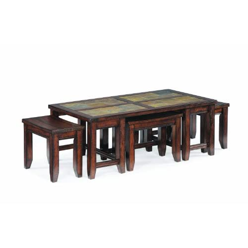 Magnussen Allister T1810-43 Wood Rectangular Cocktail Table