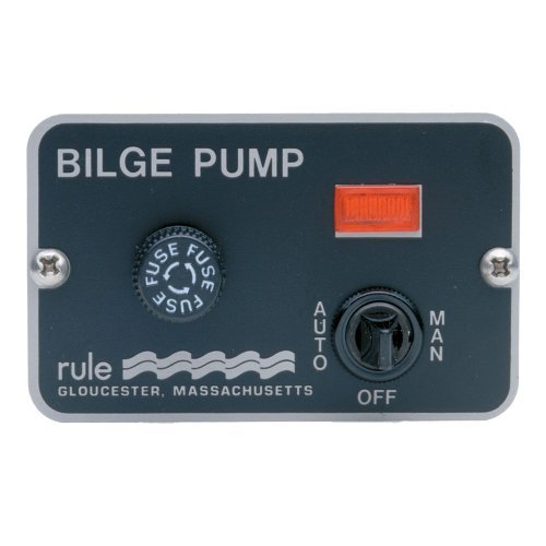 Rule 3 Way - RULE Rule Deluxe 3-Way Panel Lighted Switch / 41 / by Rule