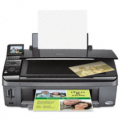 Epson C11C690201 Stylus CX8400 All-in-One Printer - Scanner - Copier REFURBISHED