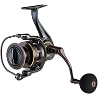 Piscifun Stone Saltwater Spinning Reel - All Aluminum, 10...