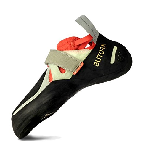Butora Acro Wide Fit Climbing Shoe - Mens Orange/White 9.5