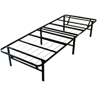Mainstays Innovative Metal Platform Base Bed Frame, Twin