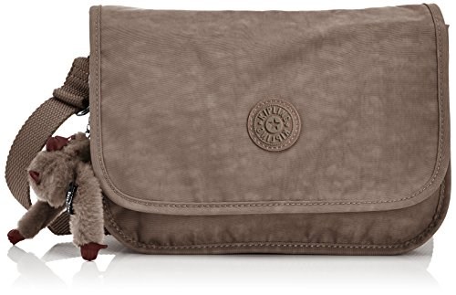 Kipling Women's Louiza Shoulder Bag Monkey Brown