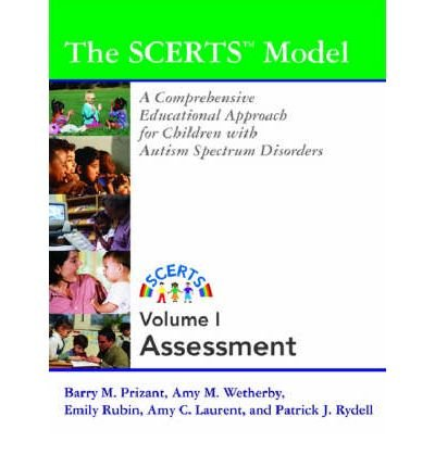 The SCERTS Manual: A Comprehensive Educational Approach for Children with Autism Spectrum Disorders (2 Volume Set) by Barry M. Prizant (2005-08-01) ebook