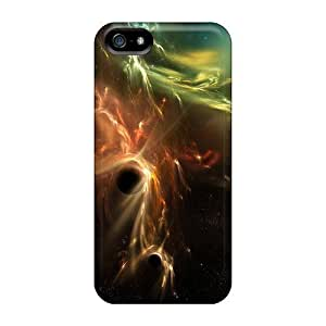 MCg420OTtd Cases Skin Protector For Iphone 5/5s Space With Nice Appearance
