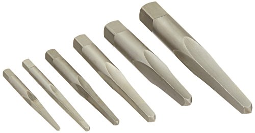 IRWIN Straight-Flute Extractor, Six-Piece Set, ST-1 To ST-6
