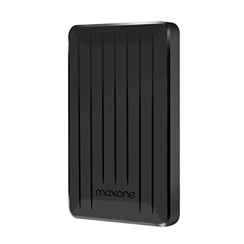 2.5 500GB Ultra Slim Portable External Hard Drive for Laptop/Desktop/Xbox one/PS4(Black)