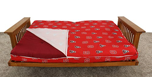 College Covers North Carolina State Wolfpack Futon Lounge Cover, Full by College Covers (Image #3)