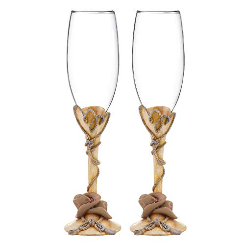 Hortense B. Hewitt Wedding Accessories Country Flair Champagne Toasting