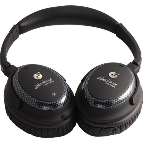 ABPNC1150CF - Able Planet Clear Harmony NC1150CF Noise Canceling Headphones (Soft Touch Black)