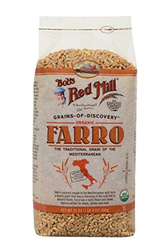 Bob's Red Mill Organic Farro - 24 oz (Farrow)