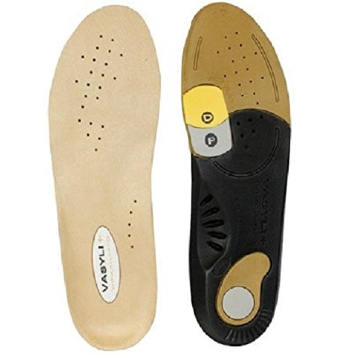 Vasyli Dananberg Insoles - Size: Large, Mens Shoe Size (9 1/2 - 11), Womens Shoe Size (10 1/2 - 12) by Patterson Medical (Image #1)