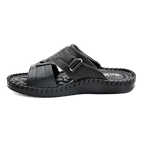 30%OFF Brix Men Open Toe Comfort Slide Outdoor Leisure