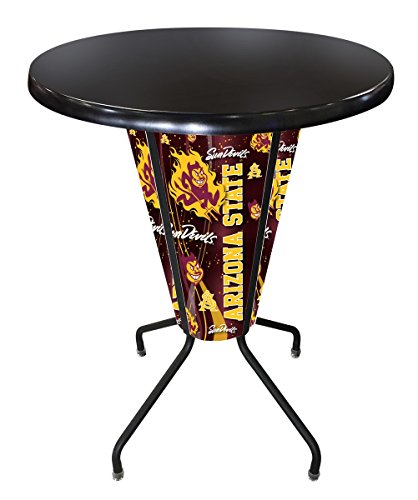 Lighted Outdoor Stool Table in US - 8